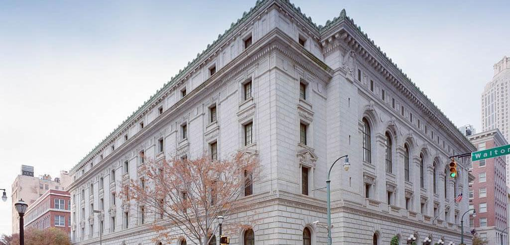 U.S. Court of Appeals for the Eleventh Circuit building in Atlanta, GA