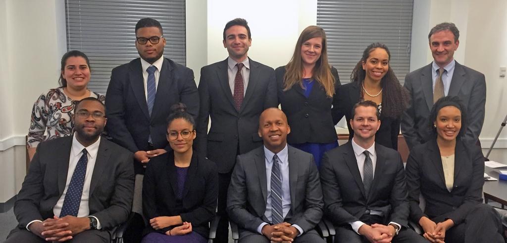 NYU Law Students Complete EJI Clinical Program | Equal