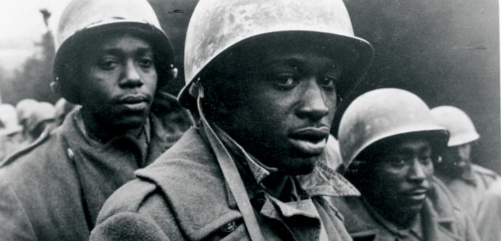 33456555 Troops captured during the Battle of the Bulge, December 1944. (Creative  Commons-Share Alike 3.0 Germany.) White mobs lynched black World ...