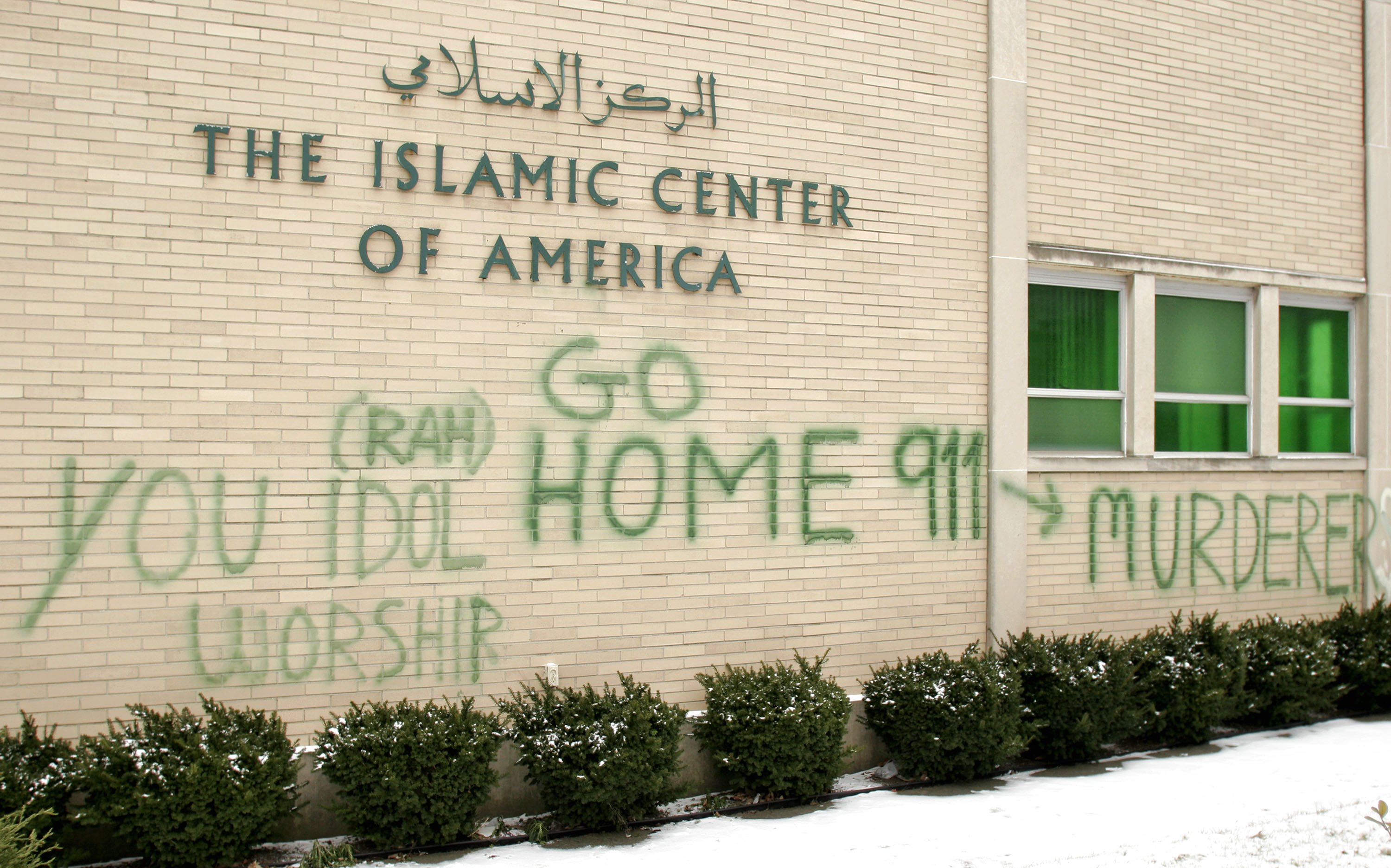 9 11 and muslims A list of anti-muslim hate crimes and bias incidents collected by the splc from  news reports since 9/11.