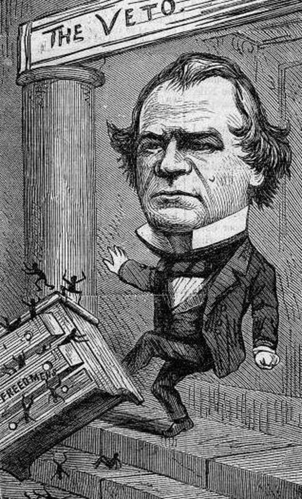 The Impeachment Of Andrew Johnson Eji Reports