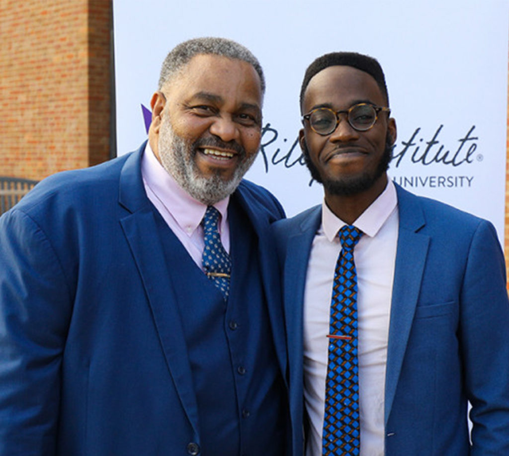 Anthony Ray Hinton and Jonathan