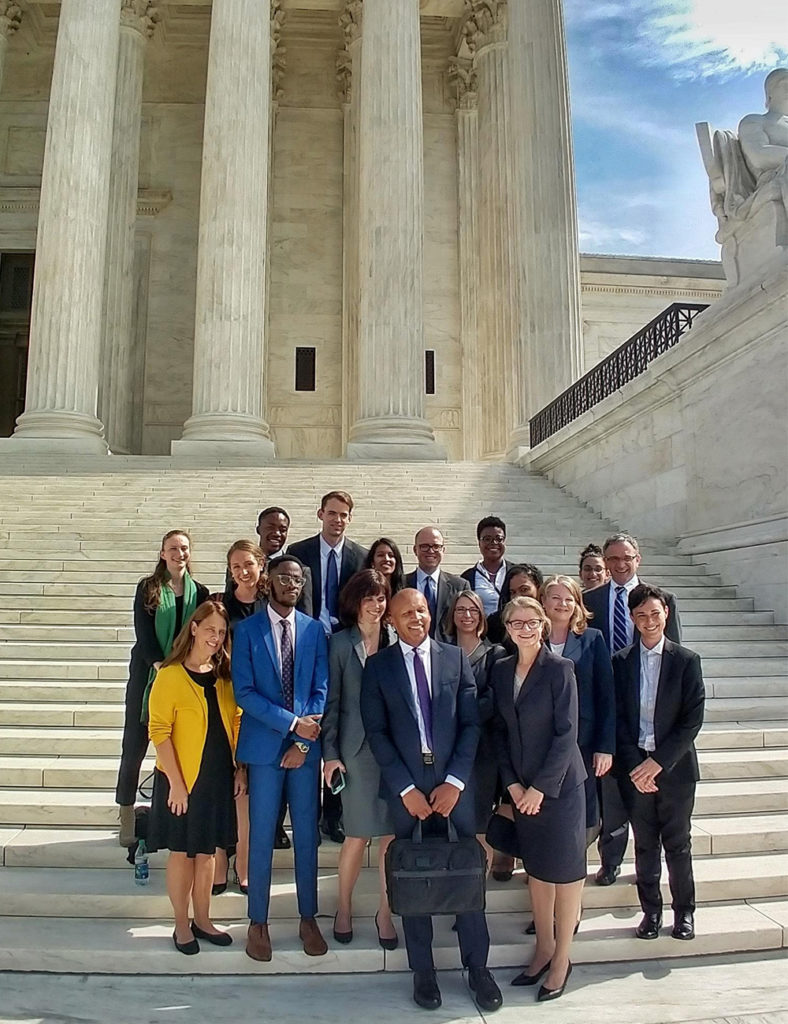 EJI Staff at the Supreme Court
