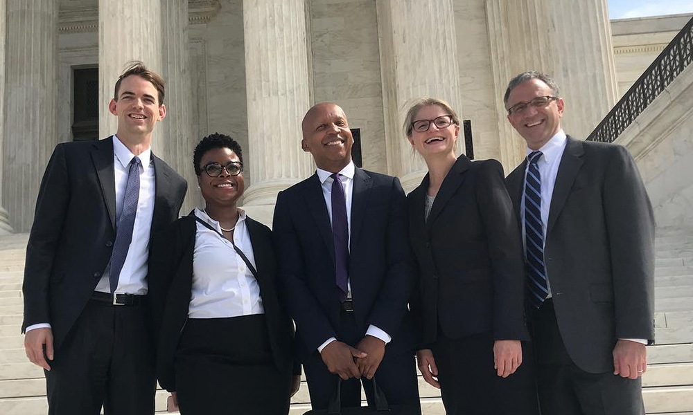 Supreme Court EJI Staff