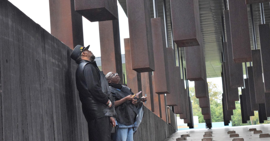 National Memorial Visitors
