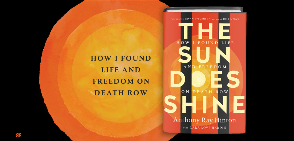 """Anthony Ray Hinton's """"The Sun Does Shine"""" Is Oprah Book Club Pick"""